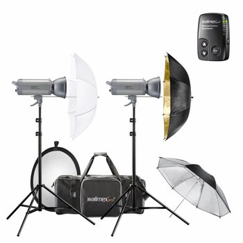 walimex pro Studio Lighting Kit VC Excellence Start 5.5
