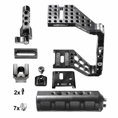 walimex pro Aptaris Universal XL MK II Action Set