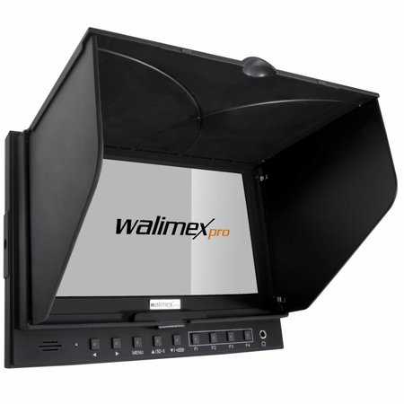 walimex pro Video Rig Komplettset, 5-tlg. Pro. II
