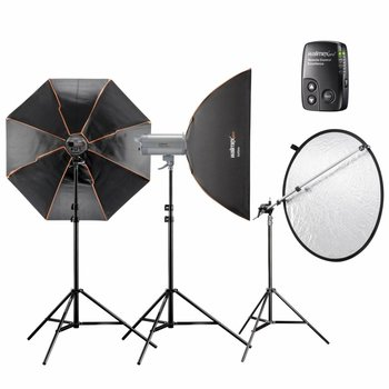 walimex pro Studio Lighting Kit VC Excellence Advance 6.3