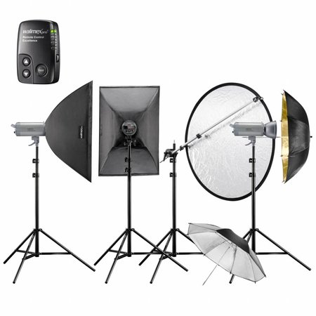 walimex pro Studio Flitsset VC-400/400/300 Excellence