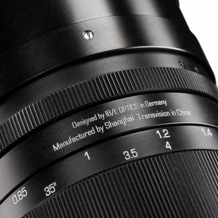 HandeVision Handevision objectief  40/0,85 voor Fuji-X