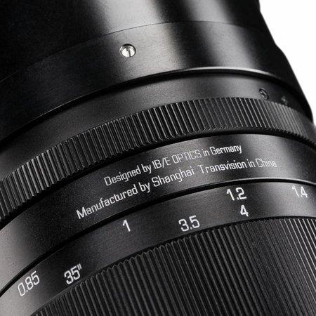 HandeVision Objectief 40/0,85 voor Olympus Micro 4/3