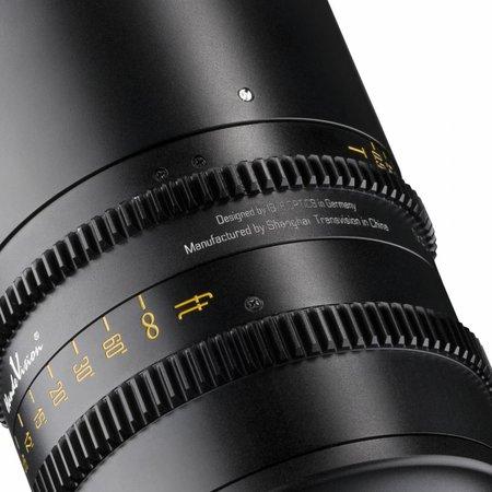 HandeVision Objectief Ibelux 40 / 0,9 Video APS-C NEX