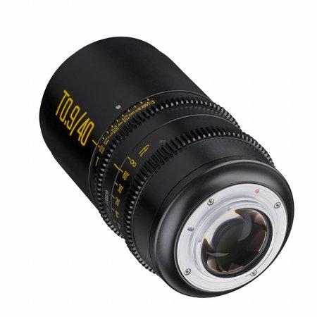 HandeVision Ibelux 40/0,9 Video APS-C Sony E