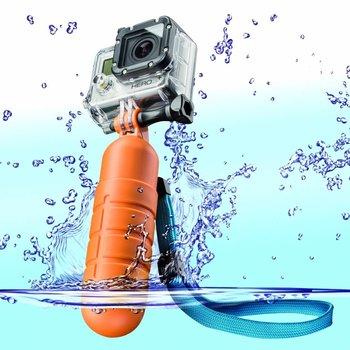 mantona buoyancy aid incl. handle for GoPro