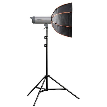 walimex pro Octagon Softbox PLUS Orange Line 60