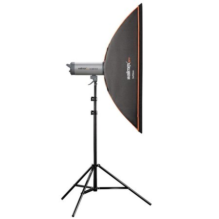 walimex pro Softbox Orange Line 30x120