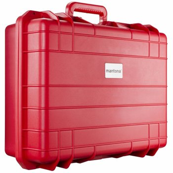 mantona Outdoor Protective Case L, red