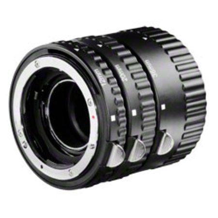 walimex Spacer Ring Set voor Nikon