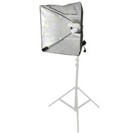 walimex 3in1 Daylight with Softbox + Light Tent
