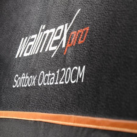 walimex pro Octa Softbox Orange Line 120