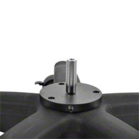 walimex Rollstativ für Windmaschine, 110cm