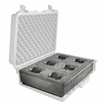 mantona Schaumstoffeinlage Outdoor Protect Case L