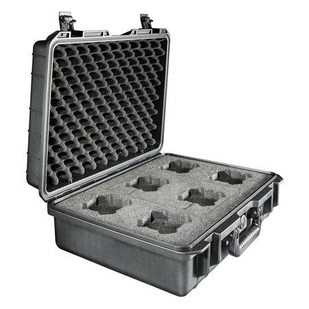 mantona foam plastic inlay Outdoor Protect Case L