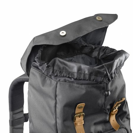 mantona Photo Backpack Luis black, retro