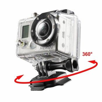 mantona GoPro 360° Bevestigingsplaat 3M