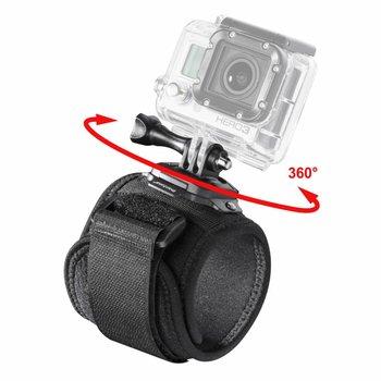 mantona GoPro arm bevestigen 360
