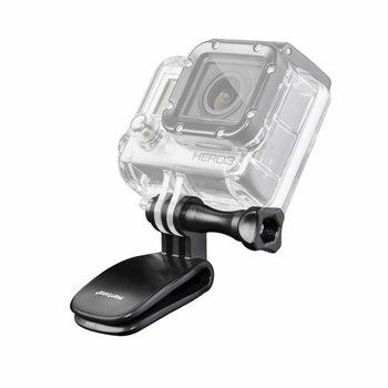 mantona Mini-Klem incl  schroef voor GoPro Hero