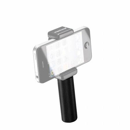 mantona GoPro kleurrijke Grip voor Smartphone