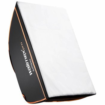 walimex pro Softbox Orange Line 75x150