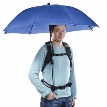 walimex pro walimex pro Swing Handenvrij Paraplu Navy met Draagsysteem