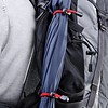 walimex pro Swing handsfree Umbrella navy w. Carrier System