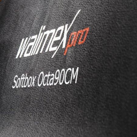 walimex pro Octa Softbox Plus Orange Line 90