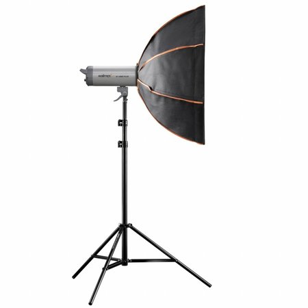 walimex pro Octagon Softbox PLUS Orange Line 90