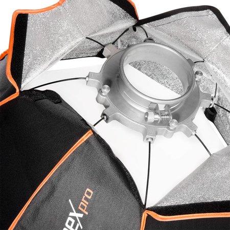 walimex pro Softbox OL 30x120cm für verschiedene marken