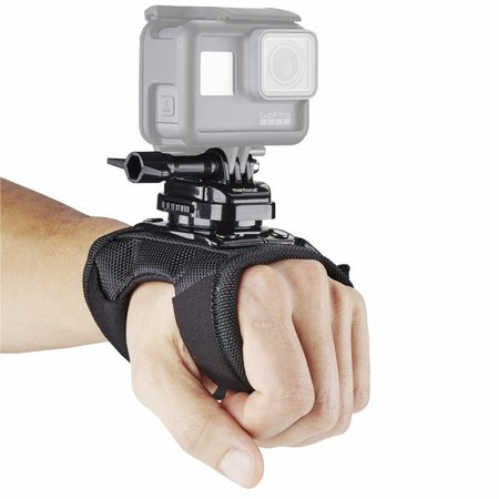 mantona GoPro Handschoen wreef houder 360