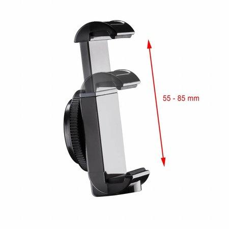 mantona Smartphone Halterung SM-850 twist mount