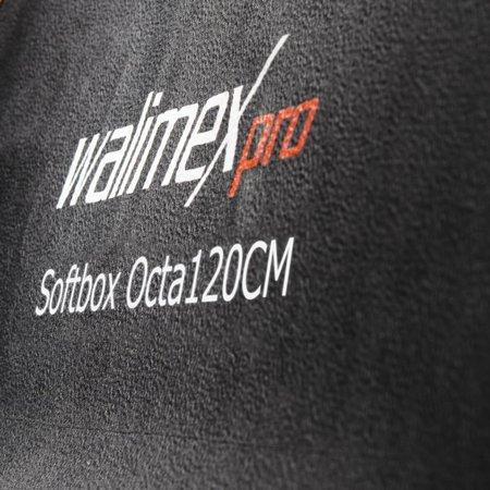 walimex pro Octa Softbox Plus Orange Line 120