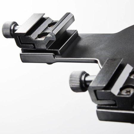 walimex 4f Blitzhalter inkl. SB 60, Schirm silber