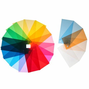 walimex Studio Filter Set 22 stuks, 80x100cm