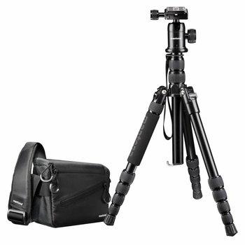 mantona Camera Tripod & Bag Maxi Kit