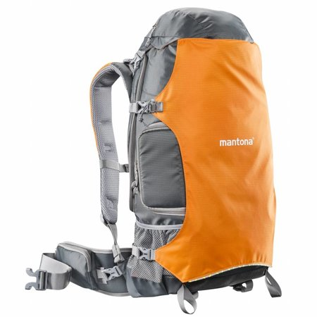 mantona Camera Backpack ElementsPro 40 orange