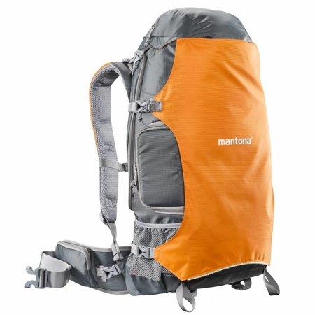mantona Fotorugzak Elements Pro 40, Oranje