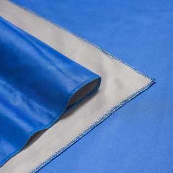 walimex pro Background Cloth 2 in 1  2,85x6m, Blue / Grey