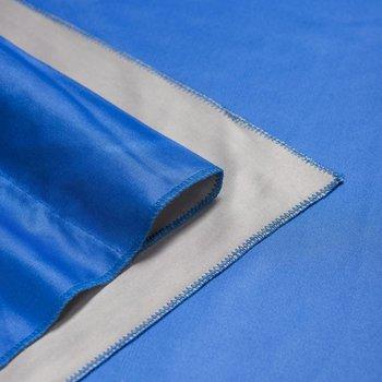 walimex pro Studio Achtergronddoek 2 in/ 1 2,85x6m Blauw / Grijs