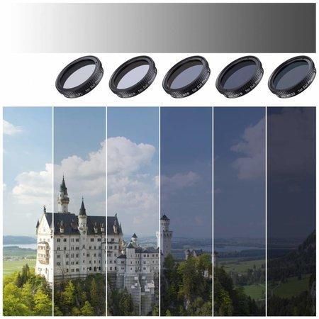 walimex pro ND8 drone filters for DJI Phantom 3/4