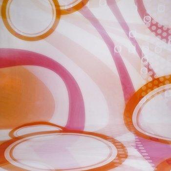walimex pro Foto Motief Achtergrond 'Oranje', 3x6m