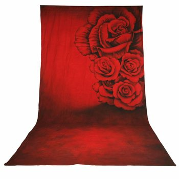 walimex pro Motif Cloth Background 'Lovely', 3x6m