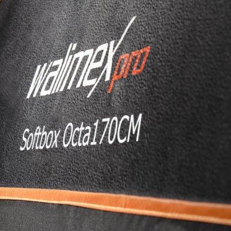 walimex pro Octagon Softbox Orange Line 170