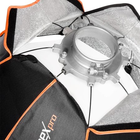 walimex pro Softbox PLUS OL 90x90cm for various brands