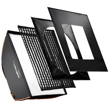 walimex pro Softbox Vierkant PLUS OL 80x120cm | Diverse merken