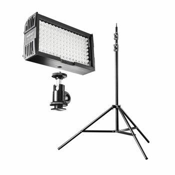 walimex pro walimex pro Lichtset video set-up 128 LED