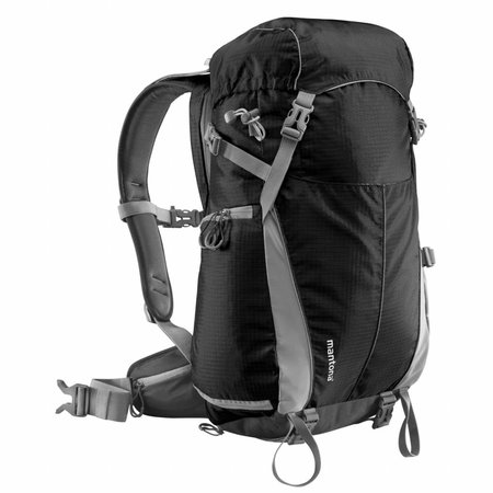 mantona Elements Outdoor Rucksack schwarz