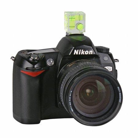walimex Kamera-Wasserwaage 3 Libellen