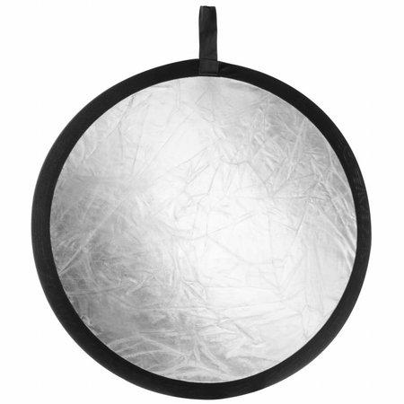 walimex Doppelreflektor silber/gold, 30cm